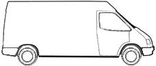 Грузовой микроавтобус