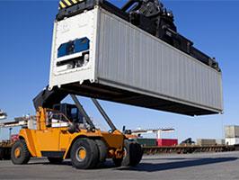 Грузовые контейнерные перевозки по России из Москвы.